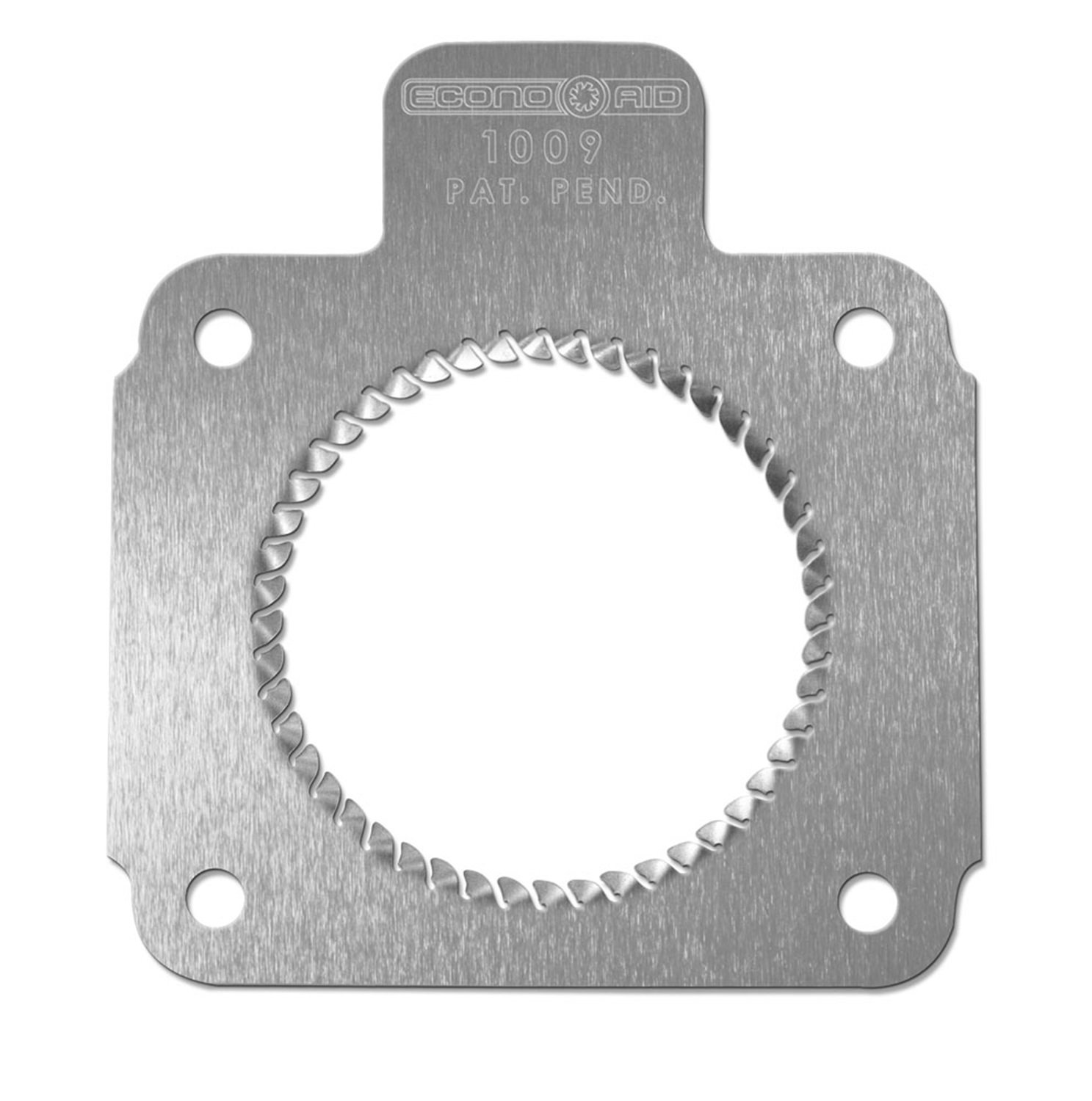 Econoaid 1009 Aluminum Throttle Body Spacer