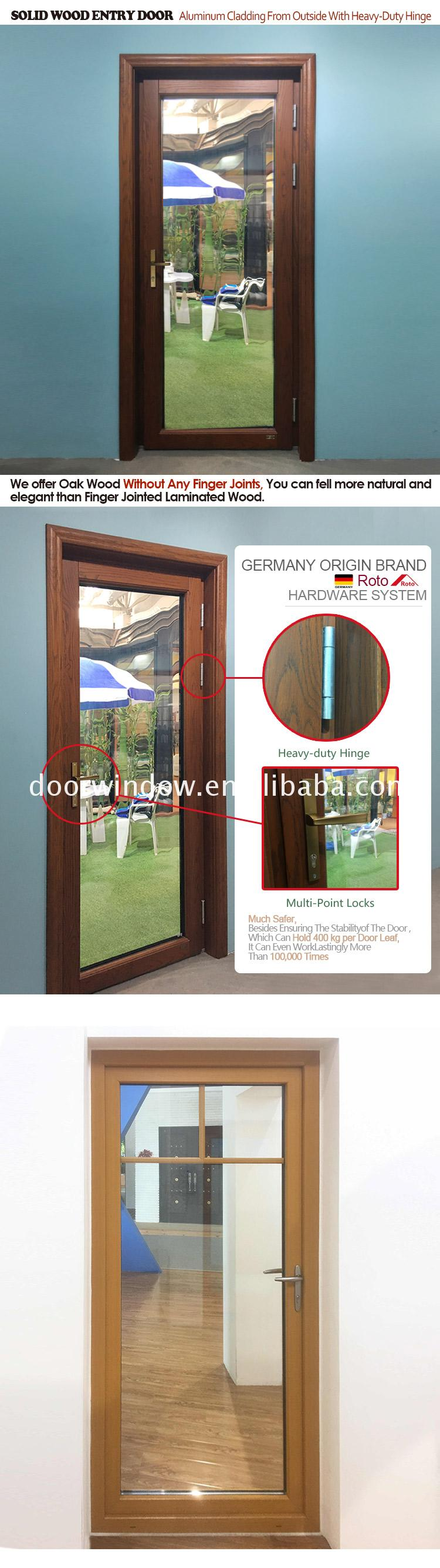 2017 New Arrival chinese security doors apartment exterior door entry