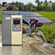 Water Pumping AC Variable Frequency Drive Solar Pump Inverter for submersible pump