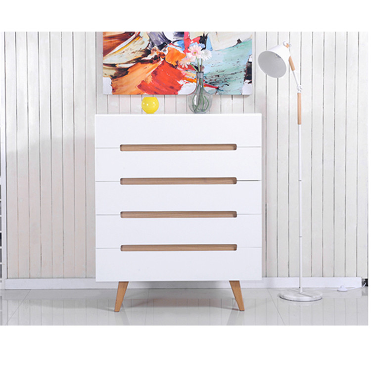 2019 new product top quality chinese drawer modern chest of drawers 4 drawers storage unit