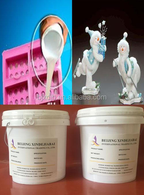 Thixotropic agent/Thickening agents liquid silicone rubber price mold making