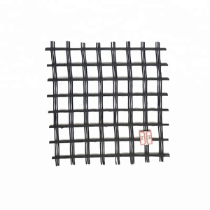 High quality plastic biaxial geogrid for soil stabilization 30KN~60KN