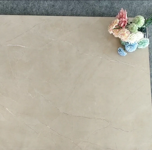 10mm 600x600 800x800 Porcelain floor Tile Soft Finishing Glazed Porcelain Tiles