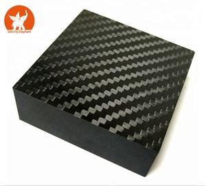 Professional manufacturer carbon fiber thick panel plate sheet for sale