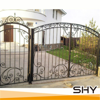 Different steel gate designs indian house main gate design for Indoor gate design