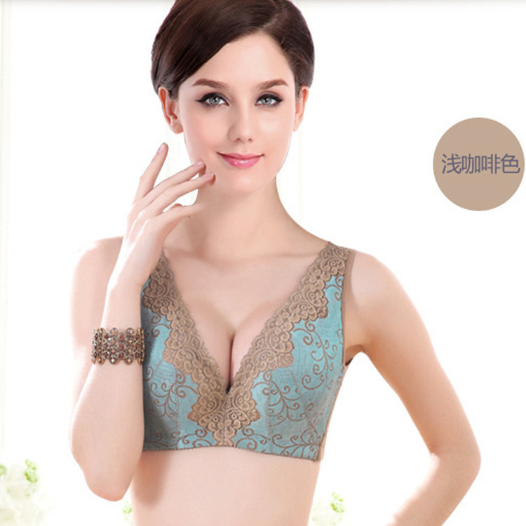 L013# Lady bra with wide straps Triumph women bra noble sexy lady bra best quality hot selling for 2014 comfortable and healthy