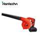 lightweight 18V rechargeable cordless garden leaf blower and shredder