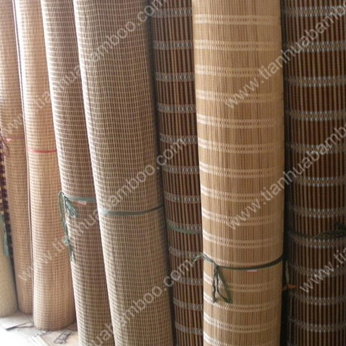 Eco Freindly Natural Shade Idea Using Bamboo Blinds