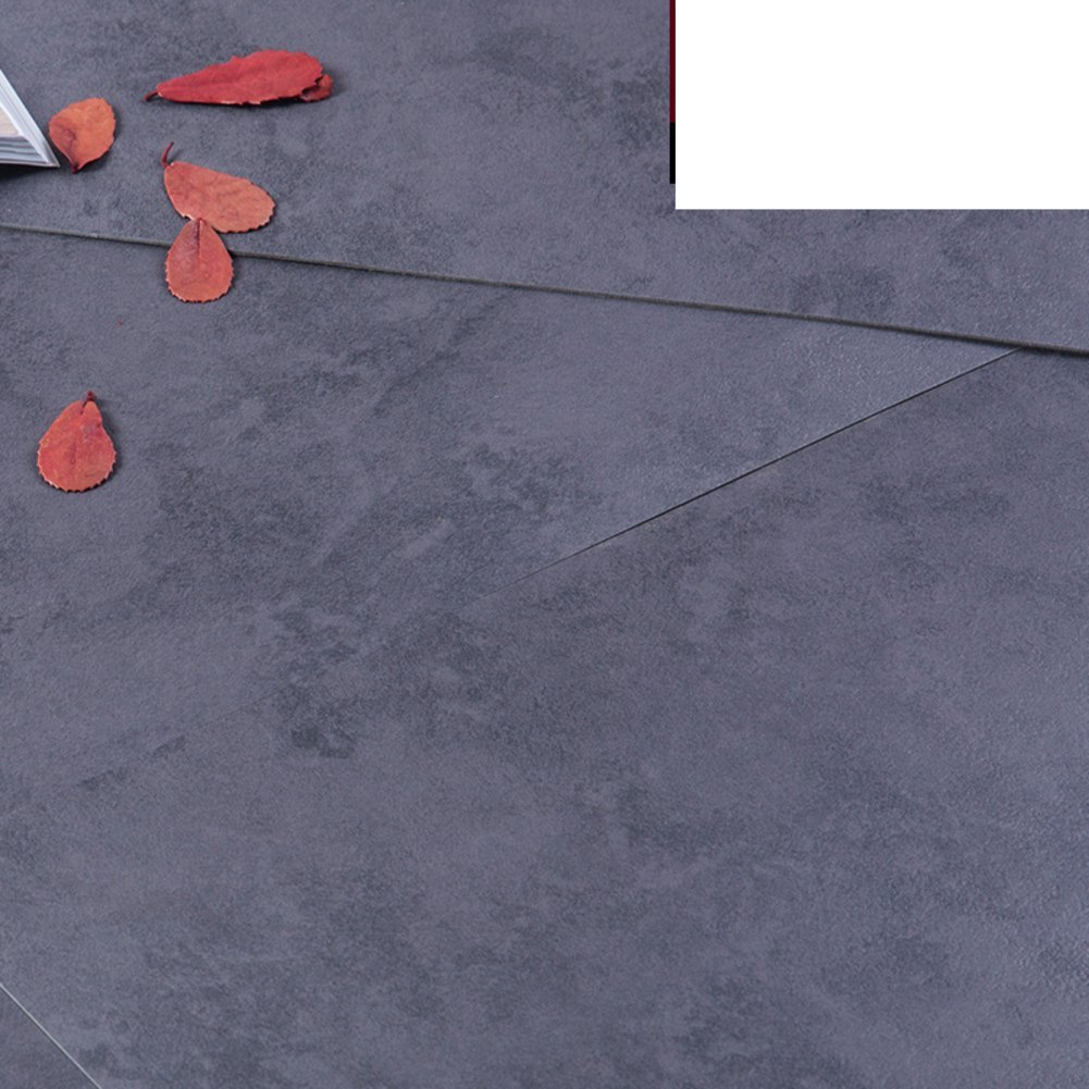 Self-adhesive flooring thickening floor pvc waterproof flooring free rubber flooring home floor stickers-K