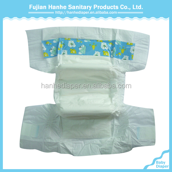 2015 New Soft Lovely Baby Diaper Diaper Stories In Stocklot Baby Nappy In China