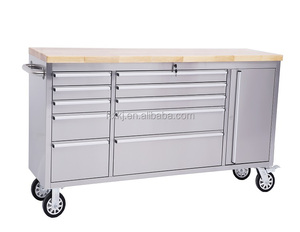 Good Quality Craft Tool Boxes Stainless Steel Truck Tools Storage Cabinets