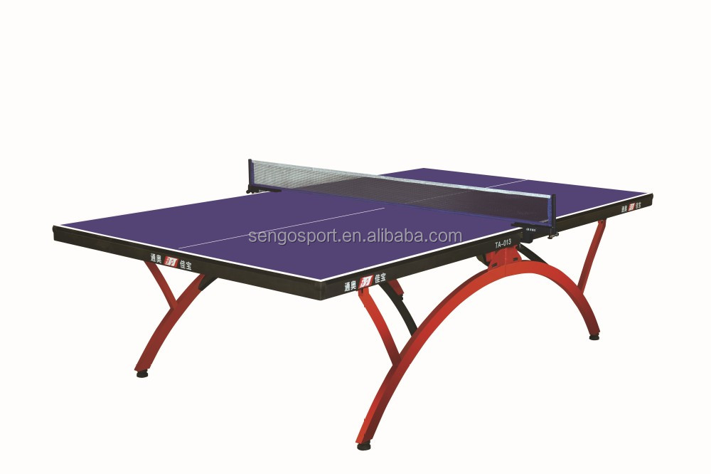 Cheapest Single Folding Good Quality Good Sales Table Tennis Table
