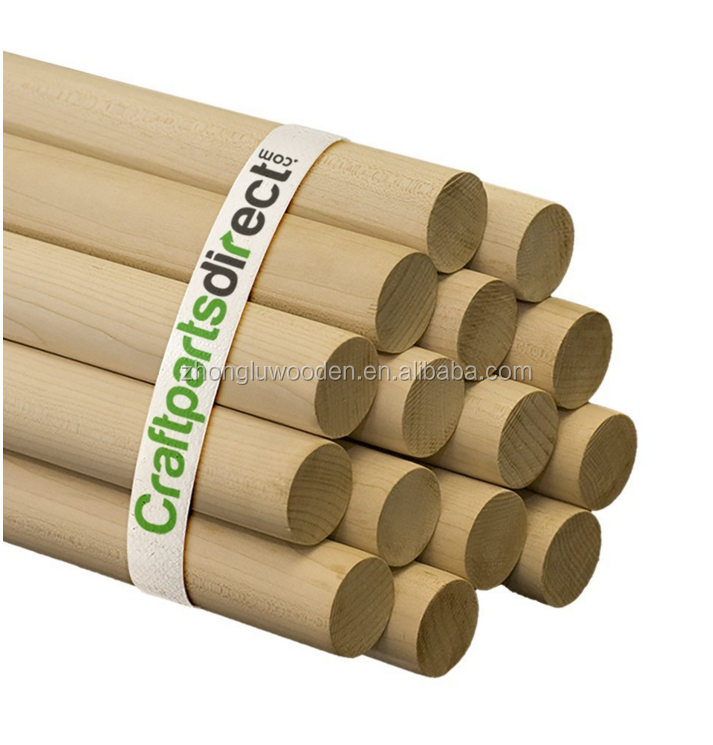 By Woodpeckers Pack of 100 Unfinished Hardwood Dowels For Crafts /& Woodworking 1//8 Inch x 12 Inch Wooden Dowel Rods