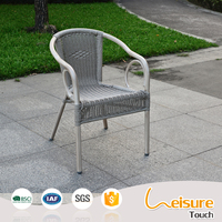 Outdoor wicker porch furniture rattan woven chairs for sale