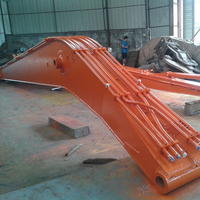 Long reach boom and arm stick for excavator PC/Kobelco/Volvo