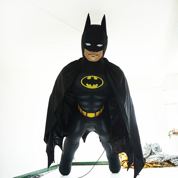 Alta Qualidade Dos Desenhos Animados Batman Modelo Incrivelmente