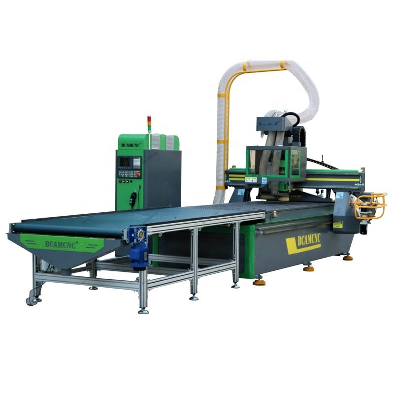 Best ATC cnc router for wood working machine with drilling unit, cnc machine loading and unloading system