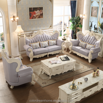 European Royal Design Leather Sofa Furniture With Affordable Price View Cheers Colordreamhome Product Details From Guangzhou