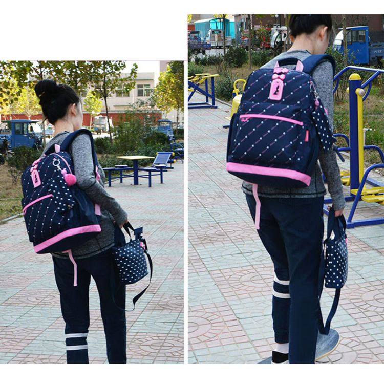 Osgoodway2 Girl School Bagpack New Products 2019 School Bags Set for Kids