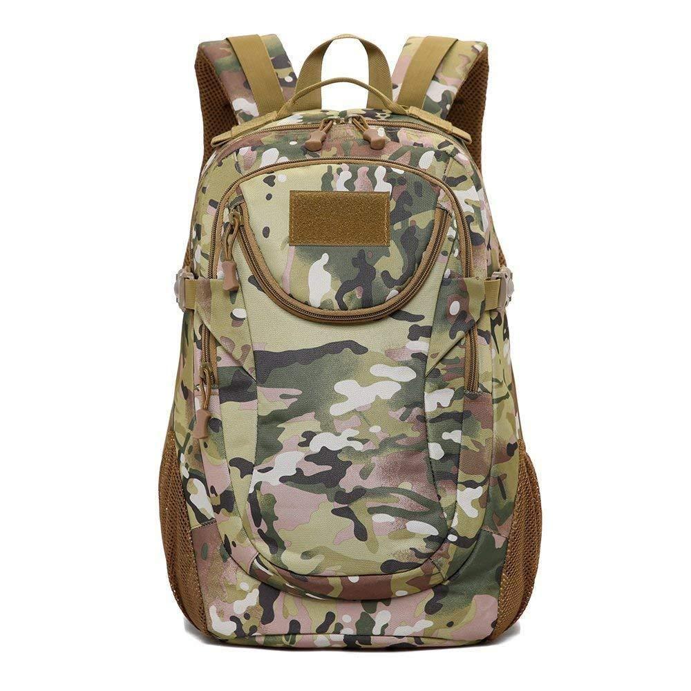 MINGA Hiking backpack waterproof backpack outdoor sports hiking camping trip rock climbing