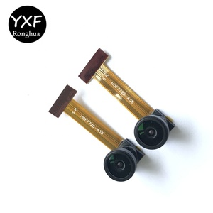 35mm long flex cable dvp camera sensor ov7725 with wide lens fov omnivision camera module