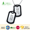 High quality factory price blank metal laser engraving logo animal dog tags for dog association