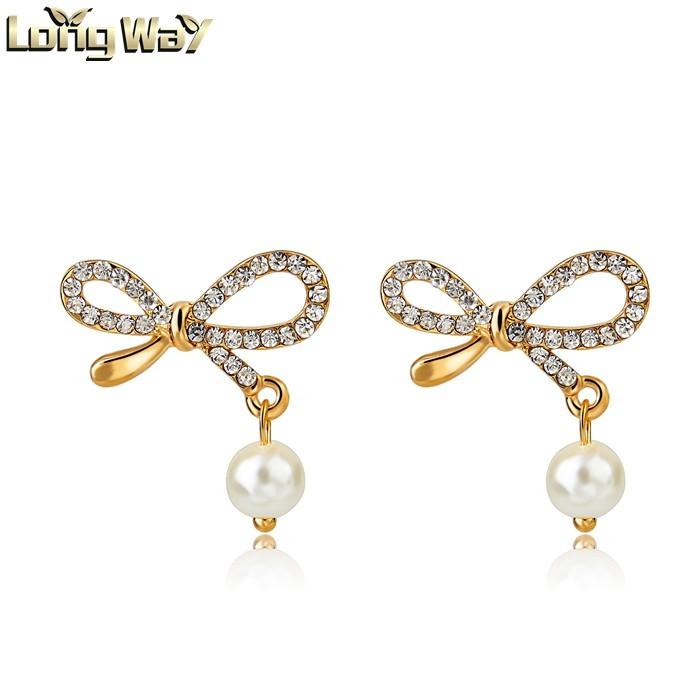 Gold Earrring,Gold Hoop Earring,Fashion Earring Designs New Model ...
