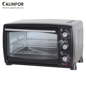Safety appliance custom 22L 1500W convection pizza oven electric halogen oven for home
