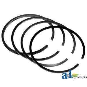 """A&I Products Rings, Piston (.020"""") (8/1976-1978) Replacement for Ford - New..."""