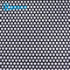 Decorative punched perforated metal stainless steel sieve sheets/plates 304 316L