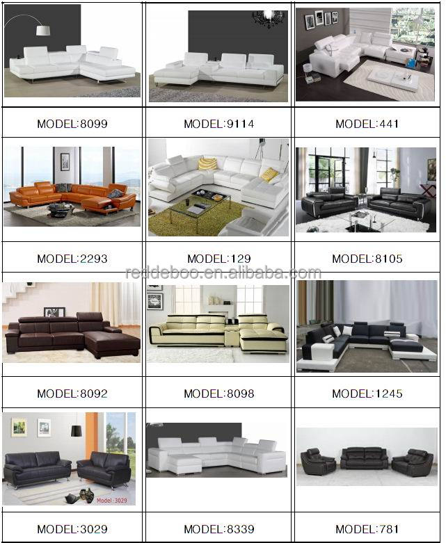 Latest Fashion Design Luxury low price sofa set