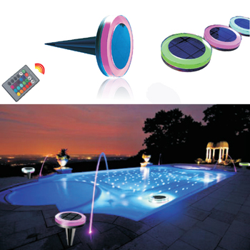 Solar Floating Led Pool Light With Rgb Leds 100% Waterproof Swimming Pool  Led Light - Buy Solar Floating Led Pool Light High Quality Swimming Pool ...