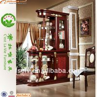 wall mounted china cabinet 008#