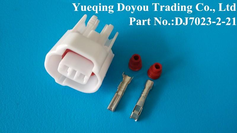 2 Pin Way Sealed Plug Male Female Sensor Plug Auto Electrical Wire ...