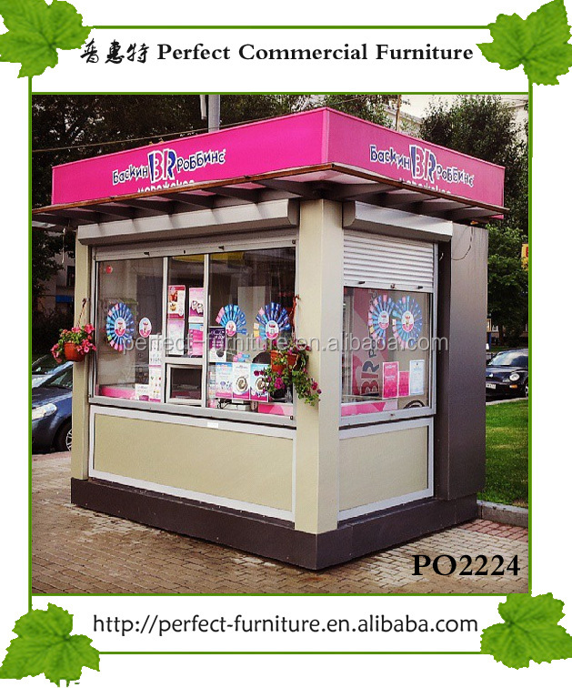 Dise o kiosco kiosco de comida al aire libre jugo bar for Disenos de kioscos de madera