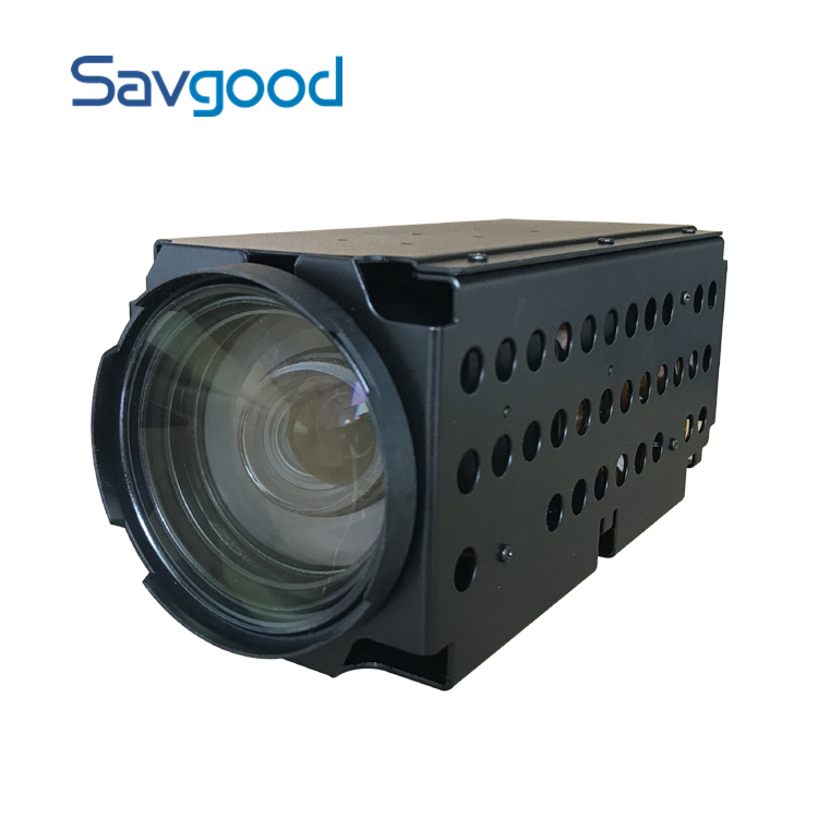 Savgood 2MP Starlight SONY IMX385 CMOS 6.6-300mm Lens 45x Long Rang Zoom Network Block Camera