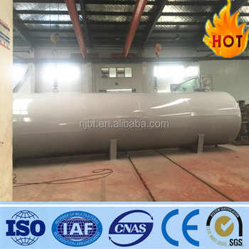 50m3 Fuel Tank Stainless Steel Tank For Diesel And Petrol