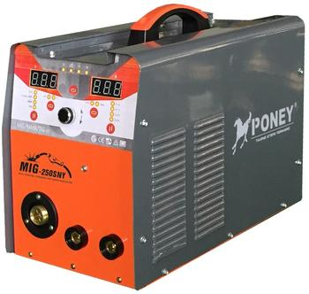 Micro process full digital controlled synergy MIG welding machine Co2 gas shield