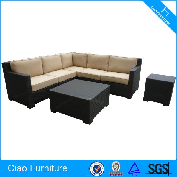 made in china rotan tuin sofa hooker meubels tuin banken product