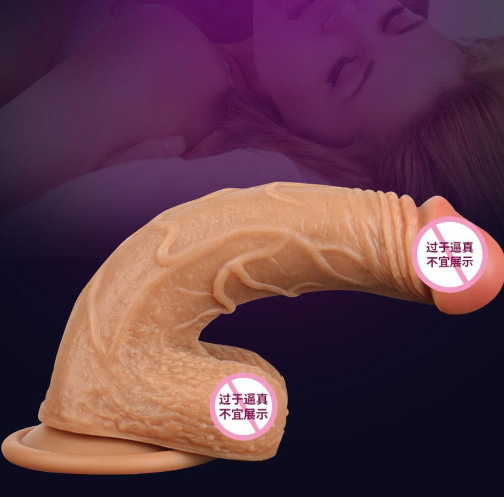 Wholesale Realistic Long Cock 30cm Artificial Penis 12 Inch Big Dick Huge  Women Sex Toy Dildo - Buy Artificial Penis,Big Dick,Sex Toy Dildo Product  on