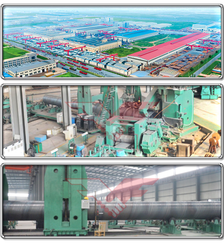 China manufacturers GB Q195 Q235 Q345 ssaw 8