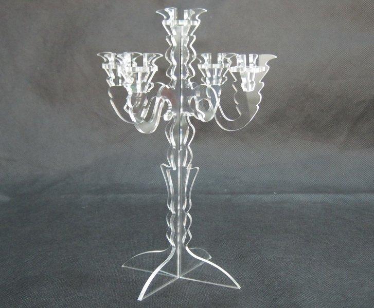 acrylique crystal chandelier bougeoirs en plastique pas cher chandelier id de produit. Black Bedroom Furniture Sets. Home Design Ideas