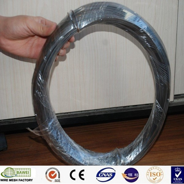 Galvanized raw material high carbon black iron wire steel wire for making nails