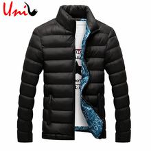 9532c030b 2016 de Inverno dos homens Jaquetas Homens Primavera Sólida Mistura de  Algodão Mens jaqueta E Casacos