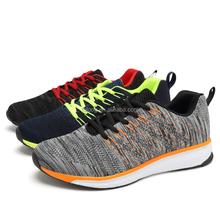 Cheap Custom Yeezy Fabric Shoes Men Running Shoes Brand Manufacturer