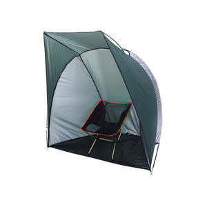 Hot Selling Waterproof 190T Polyester Shelter Bivvy Camping Outdoor Tents Carp UV Protection Fishing Tent with High Quality