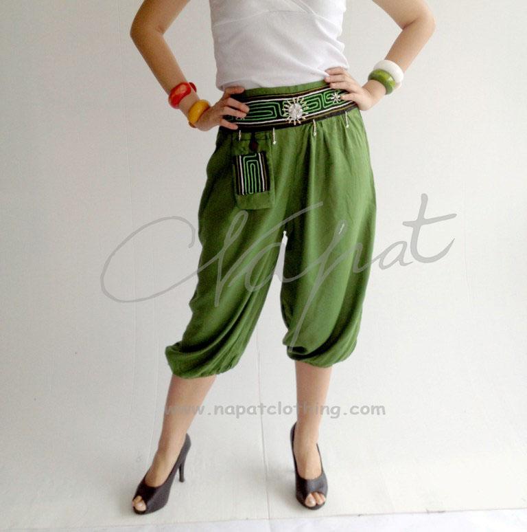 Pantalones Cortos De Rayon Para Mujer Pantalon Playero Tradicional Para Verano Buy Thai Traditional Dress Thai Wrap Pants Thai Traditional Costume Product On Alibaba Com