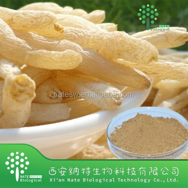 Chinese herbal medicine Ophiopogon Japonicus Extract/Ophiopogon Japonicus Powder/Ophiopogon Japonicus P.E.