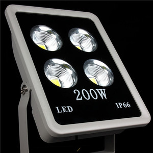 Hot sale 20000 Luminous 200w led flood light for building