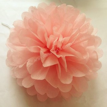 Cheap Crepe Paper Flowers Ball Buy Crepe Paper Flowers Product On